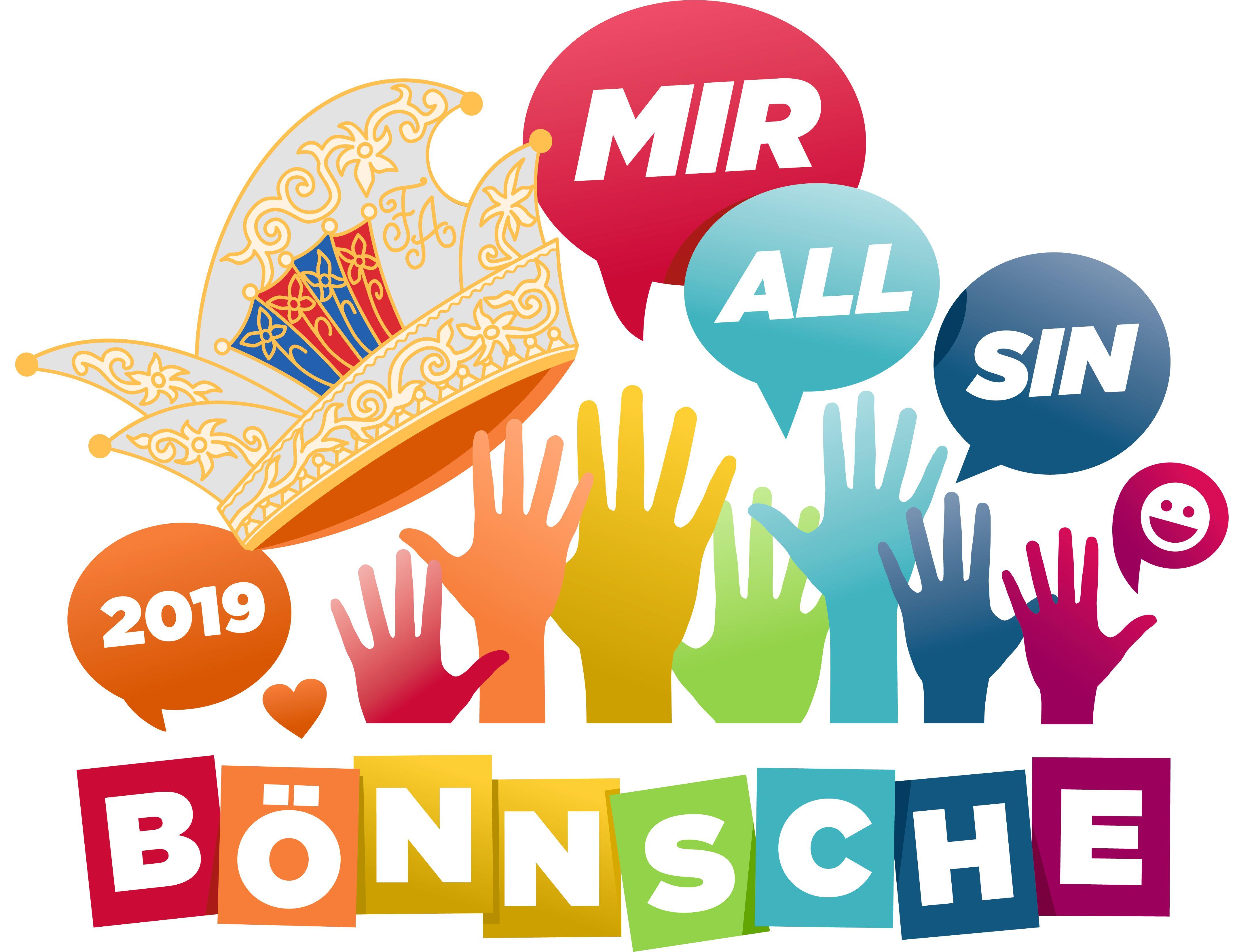 Motto Festausschusses Bonner Karneval Vm