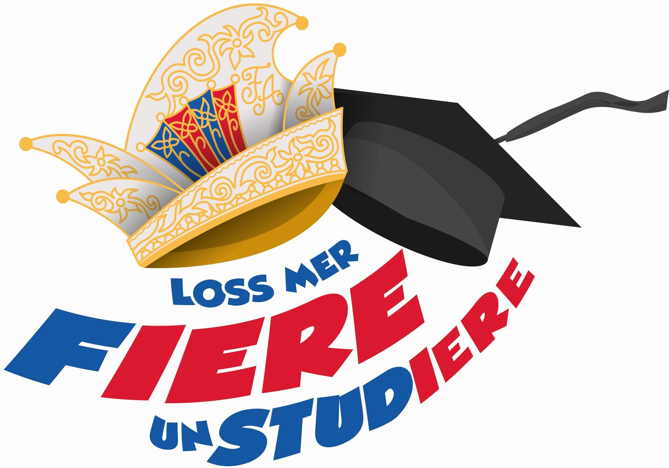Motto 2018: 190 JOHR DE ZOCH KÜTT 200 JOHR UNI BONN LOSS MER FIERE un STUDIERE